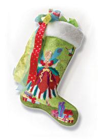 Christmas Magic Stocking