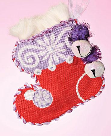 Snowflake Sock