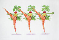 Carrot Can Can