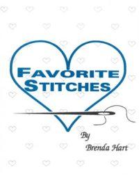 Favorite Stitches by Brenda Hart