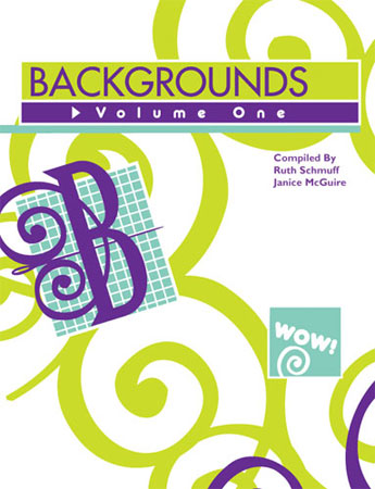 Backgrounds Volume 1