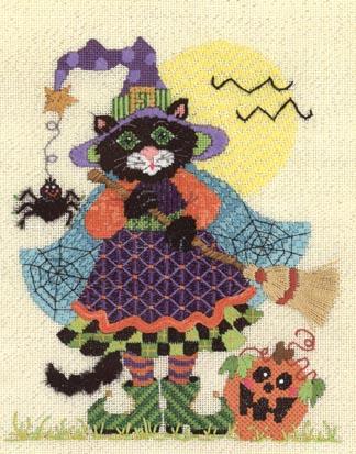 Allegra The Halloween Cat