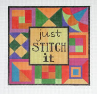 Just Stitch It