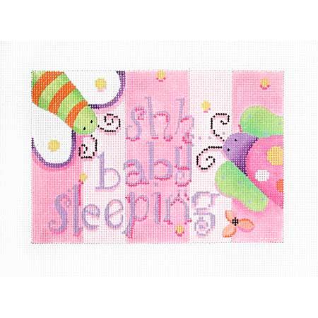 Shh Baby Sleeping Bugs