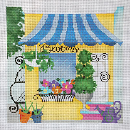 Blooms Store Front