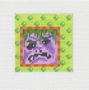 Purple Monster Square