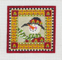 Provence Snowman