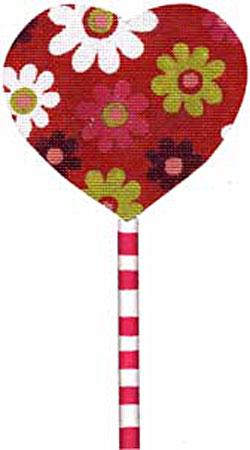 Flowers Pop Lollipop