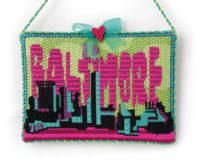Baltimore Skyline Ornament