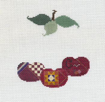 Quilted Cherries