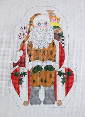 Arm Chair Santa