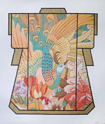 Exotic Kimono