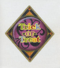 Trick or Treat Ornament