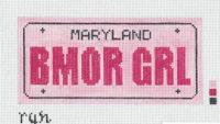 Bmore Girl - Pink