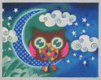Crescent Owl