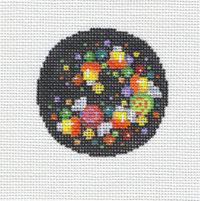 Candy Confetti Mini Round