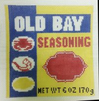 Old Bay Ornament