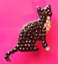 Exclusive Tuxedo Cat Magnet