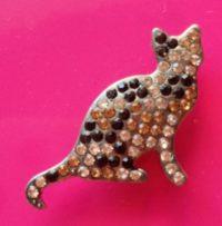 Exclusive Calico Cat Magnet