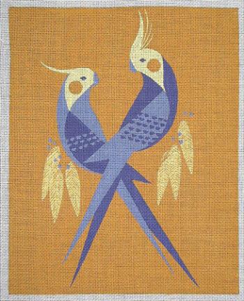 Wild Cockatiels