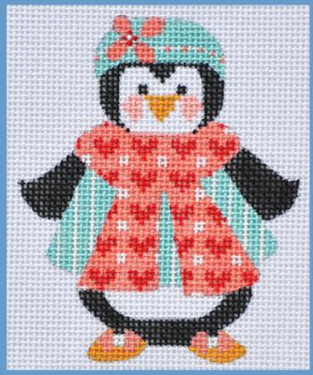 Penguin Girl I