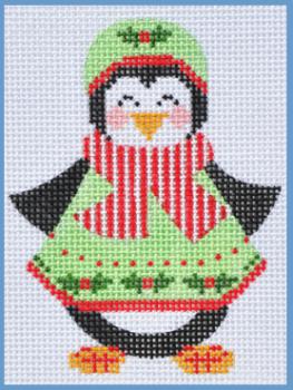 Penguin Girl II
