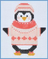 Penguin Girl III