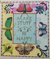 make stuff be happy
