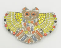 Exclusive Haunted Hooter Magnet