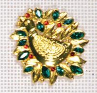 Partridge Magnet
