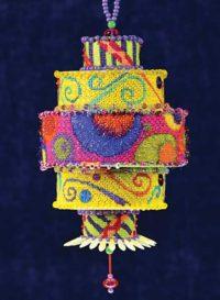 Cake Ornament