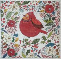 Folk Art Birdie