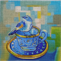Teacup Bird One