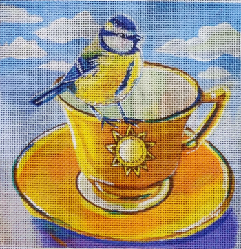 Teacup Bird Two