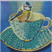Teacup Bird Three